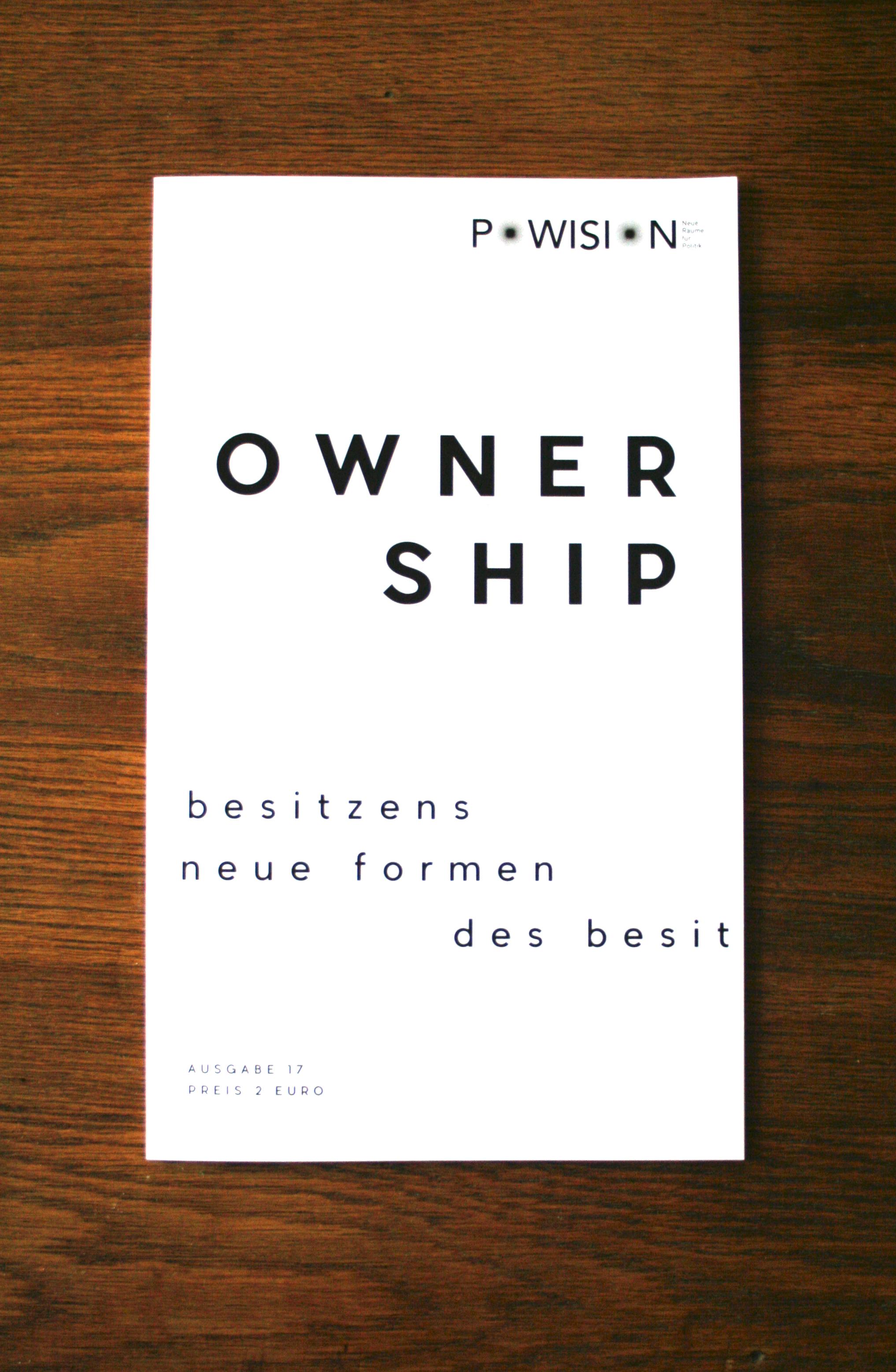 #17 Ownership
